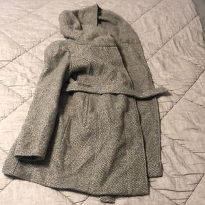 Calvin Klein gray jacket